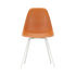 Chaise DSX - Eames Plastic Side Chair / (1950) - Pieds blancs - Vitra