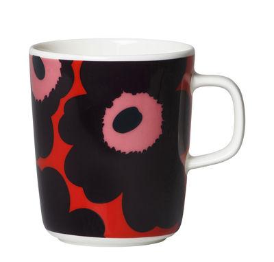 Mug Unikko / 25 cl - Marimekko rose,rouge,violet en céramique