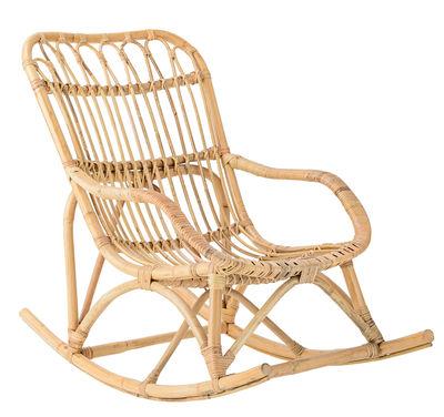 Mobilier - Mobilier Kids - Rocking chair enfant / Rotin - Bloomingville - Rotin naturel - Rotin naturel