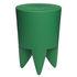 BUBU 1er Stool - / Storage - Plastic by XO