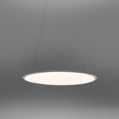 Suspension Discovery LED / Ø 70 cm - Bluetooth - Artemide transparent en matière plastique