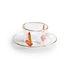 Tasse à café Toiletpaper - Tongue - Seletti
