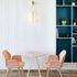 Diva Large Wall light - / H 70 cm by Maison Sarah Lavoine