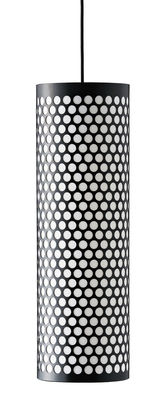 Pedrera ANA Pendelleuchte Ø 20 x H 63 cm - Gubi - Schwarz