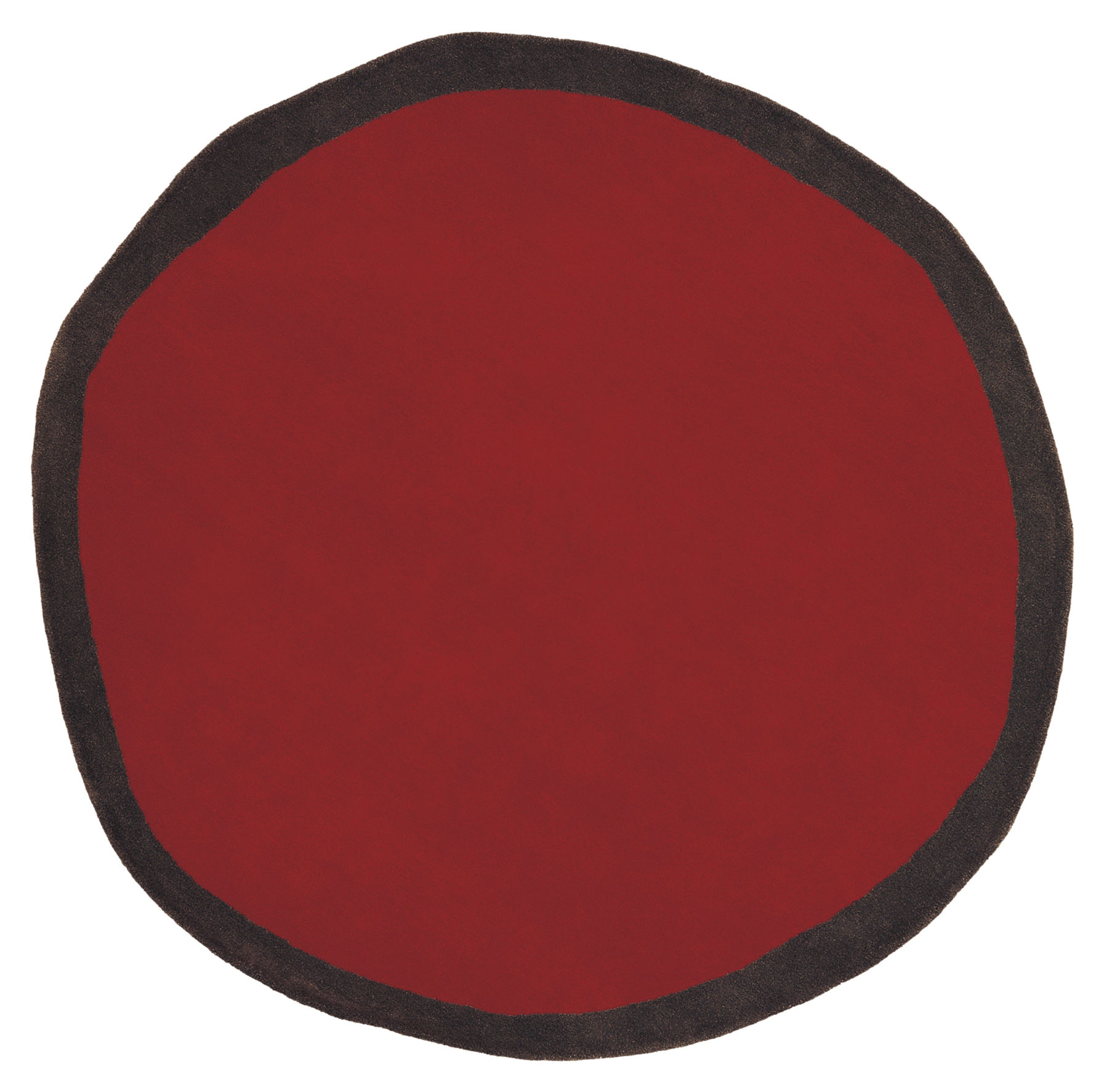 Furniture - Carpets - Aros Rug by Nanimarquina - Red - Wool