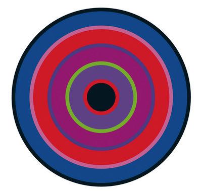 Dekoration - Stickers und Tapeten - Target 2 Sticker - Domestic - Lila - rot - Vinyl