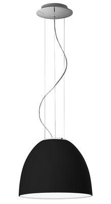Suspension Nur Mini Gloss Ø 36 cm - Version laquée - Artemide noir laqué en métal