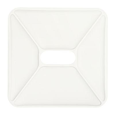 Galette d'assise / Similicuir - Pour tabourets - Tolix lin en cuir
