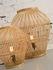Lampada da posa Tuvalu Small - / Bambù - H 50 cm di GOOD&MOJO