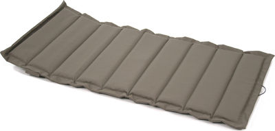 Life Style - Outdoor cushion by Fermob - Taupe - Cloth, Foam