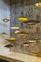 Sospensione Cymbal Large - / Ø 95 - Velluto di Forestier
