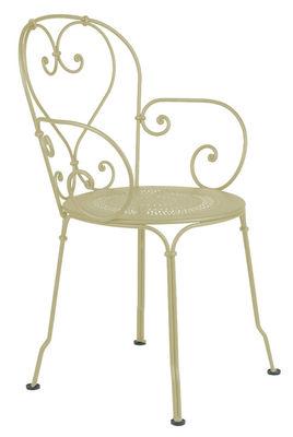 1900 Stapelbarer Sessel - Fermob - Lindgrün