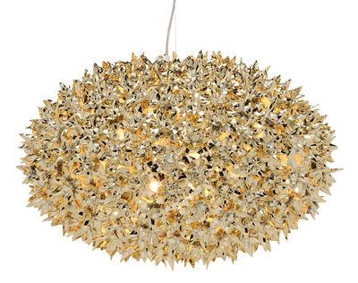 Suspension Bloom Bouquet / Large Ø 53 cm - Métallisée - Kartell or en matière plastique