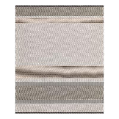 Tapis d'extérieur Toundra / 200 x 300 cm - Fibre polyester - Vincent Sheppard gris,rose pâle en matière plastique