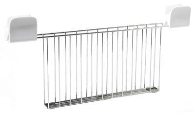 Küche - Elektrogeräte - Zange für Toaster - Alessi - Zange für Toaster - Polykarbonat, rostfreier Stahl