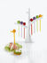 PI:P Appetiser skewers - / Set of 8 with tree stand by Koziol