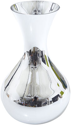 Tableware - Water Carafes & Wine Decanters - Carafe by L'Atelier du Vin - Silver - Glass