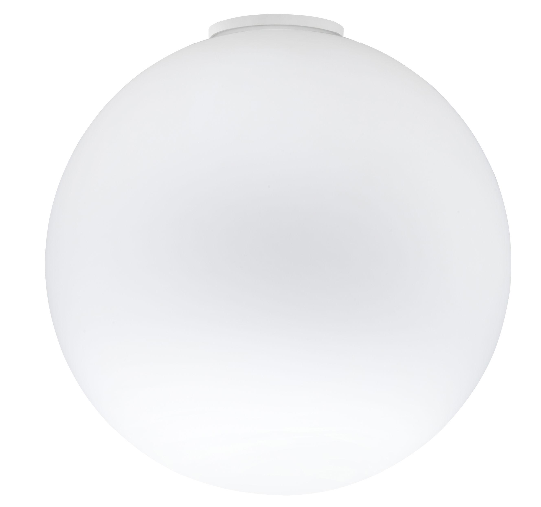 Lighting - Ceiling Lights - Sfera Ceiling light - Ø 60 cm by Fabbian - White - Ø 60 cm - Glass