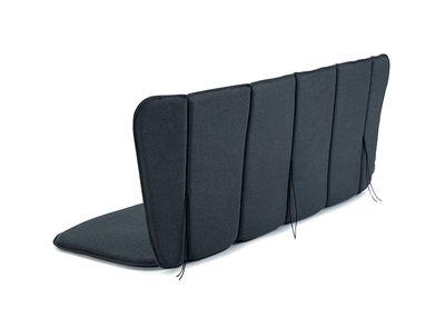 Image of Cuscino per seduta - / Per panca Paon di Houe - Grigio - Tessuto