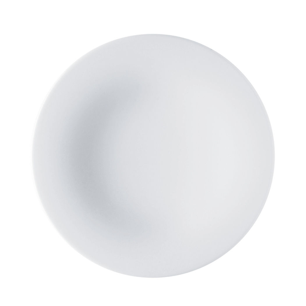 Tischkultur - Teller - Ku Dessertteller - Alessi - Weiß - Porzellan