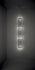 Noctambule Cylindre Pendelleuchte / LED - Ø 25 x H 139 cm - Flos