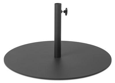Pied de parasol - Fatboy anthracite en métal