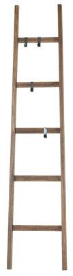 Portemanteau lumineux Alla Scala / H 190 cm - Mogg bois naturel en bois