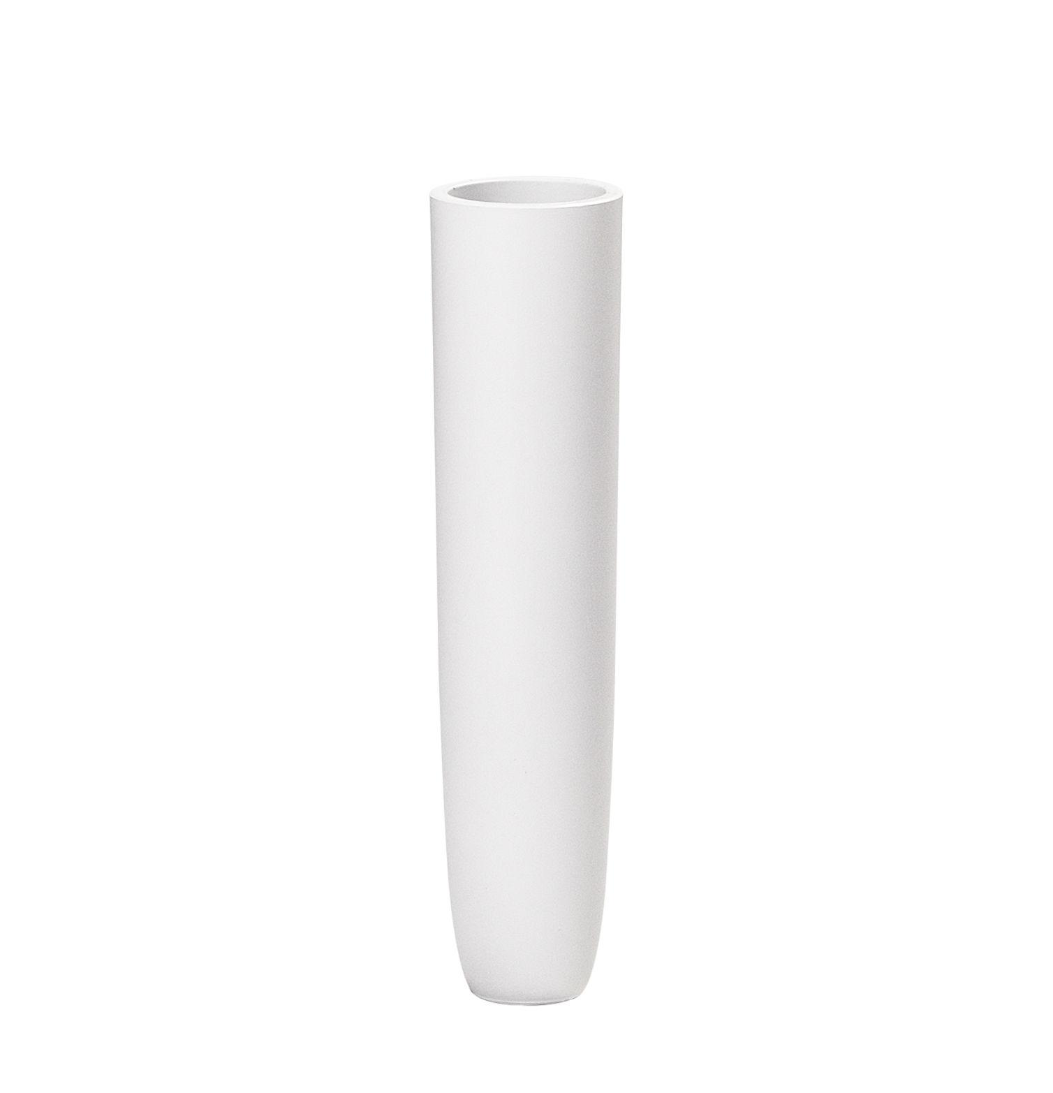 """Leuchten - Tischleuchten - Soliflore magnetisch / für die Lampe """"Gaku"""" - Flos - Weiß - Polykarbonat"""