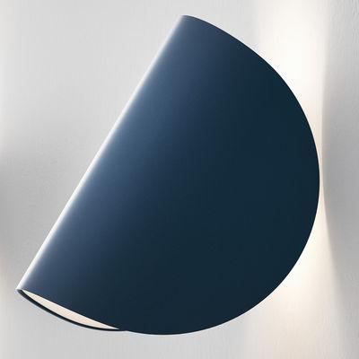 Applique IO LED / Orientable - Fontana Arte bleu en métal