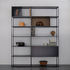 Easy Irony Bookcase - / With drawer units - L 178 x H 226 cm by Zeus
