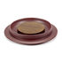 Dishes to Dishes - Small Lid - / Ø 15 cm - Acacia by valerie objects