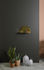 Archal Wall shelves - / Half-moon - L 50 x H 30 cm by ENOstudio