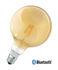 Ampoule LED E27 connectée / Smart+ - Filaments Globe - 5,5W=45W - Ledvance