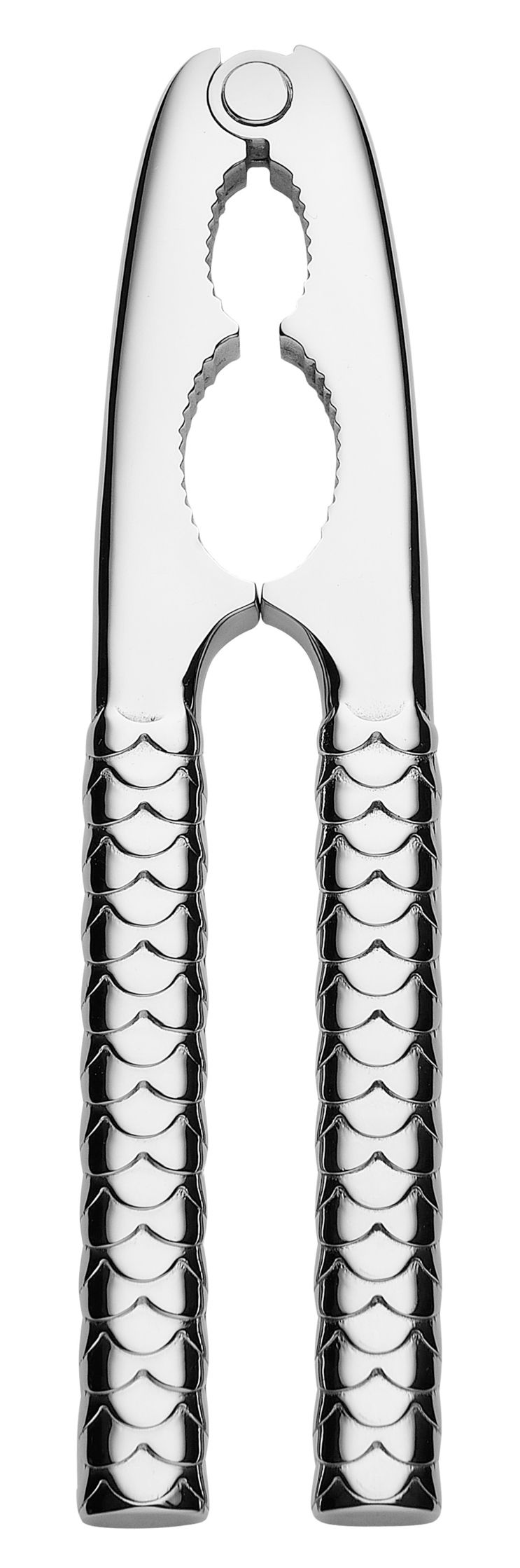 Tableware - Cutlery - Colombina Fish Claw cracker by Alessi - Steel - Stainless steel
