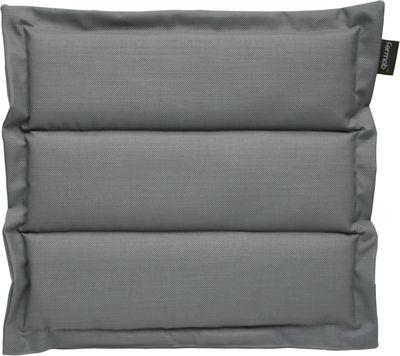 Coussin d´extérieur / Pour chaise et fauteuil Luxembourg & Monceau - Fermob gris en tissu