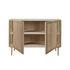 Cord Dresser - / Braided paper cord - L 120 x H 80 cm by Bolia