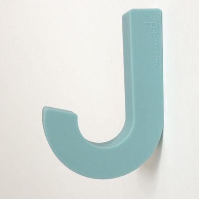 Mobilier - Portemanteaux, patères & portants - Patère Gumhook souple - Pa Design - Bleu ciel - Silicone