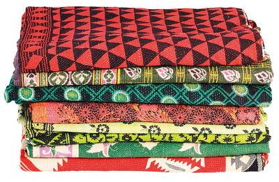 Cadeaux - Fête des mères - Plaid Antique Quilt / 200 x 140 cm - Hay - Multicolore - Coton