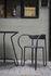 Set tavolo & sedie Huggy - / Tavolo Ø 75 cm + 2 poltrone di Maiori