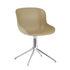 Hyg Swivel armchair - / Polypropylene by Normann Copenhagen
