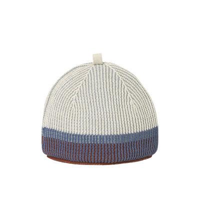 Copri-teiera Akin - / Lavorata a maglia di Ferm Living - Blu - Tessuto