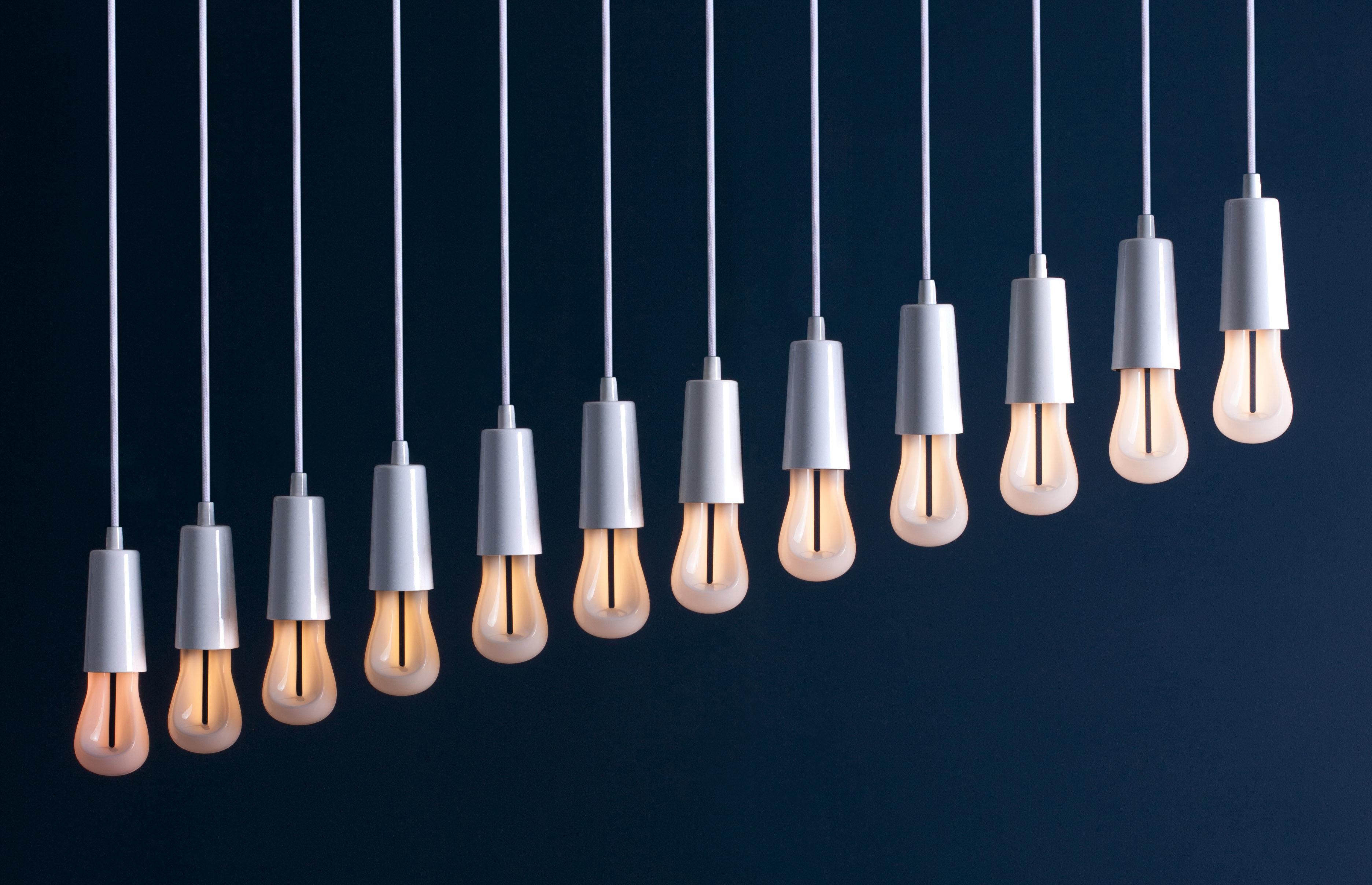 LED-Glühbirne E27 N°002 ORIGINAL Von Plumen
