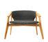 Knit Lounge Sessel / Synthetikfaden - Ethimo