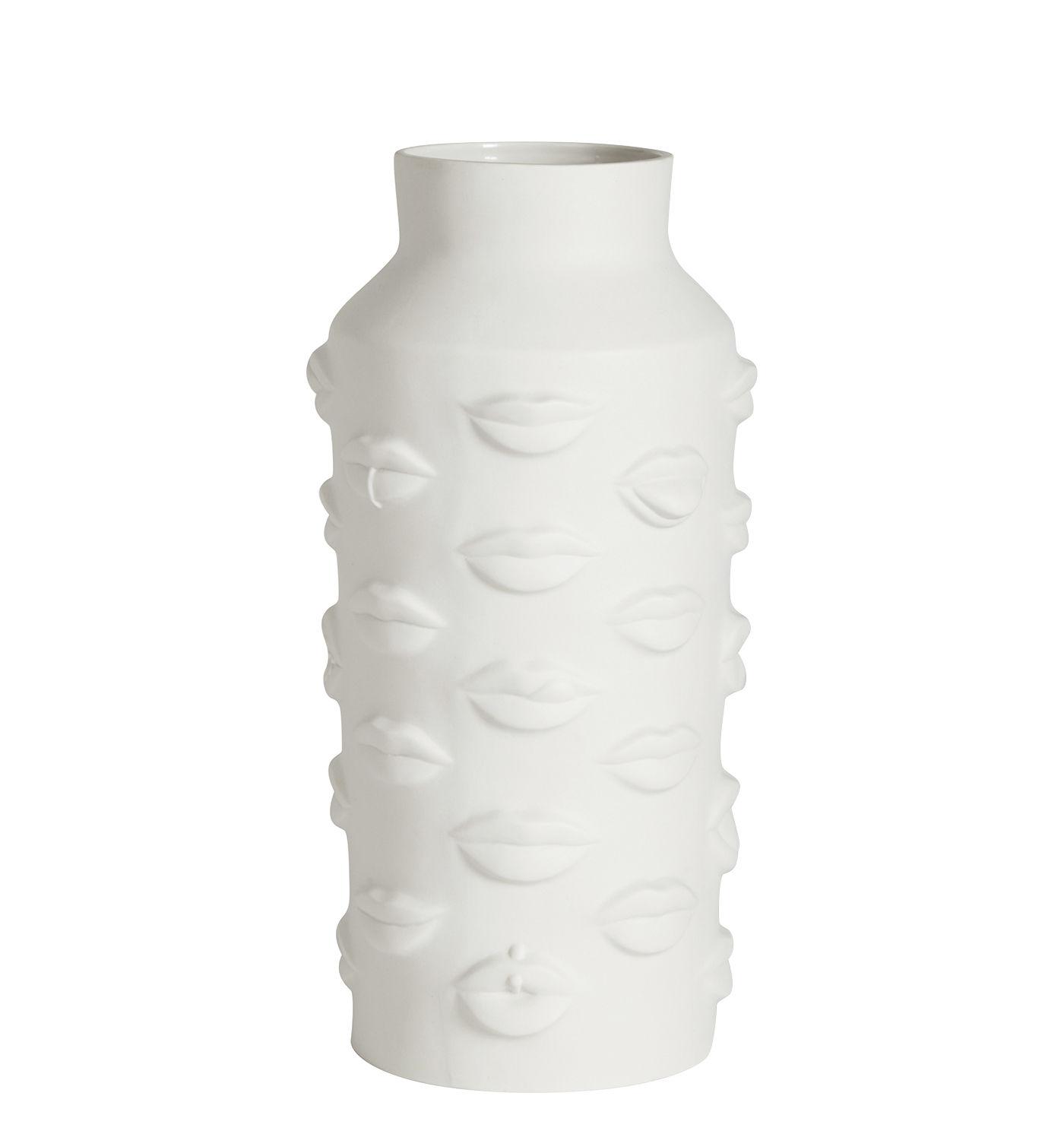 Decoration - Vases - Giant Gala Vase Vase by Jonathan Adler - White - China