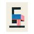 Affiche Nathalie du Pasquier - Froid / 47,5 x 67,5 cm - The Wrong Shop