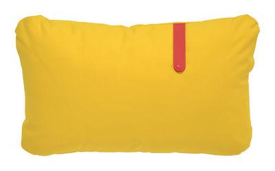 Coussin d´extérieur Color Mix / 68 x 44 cm - Fermob capucine,jaune toucan en tissu