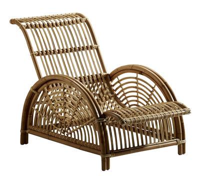 Chaise Paris / Réédition 1925 - Sika Design naturel en rotin & fibres