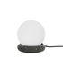 Lampe de table Rest / Marbre & verre - Ferm Living