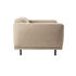 Teddy Padded armchair - / Terry loop fabric by Pols Potten
