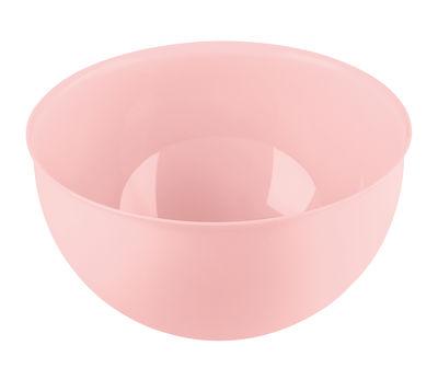 Saladier Palsby / Ø 21 cm - Koziol rose poudré en matière plastique